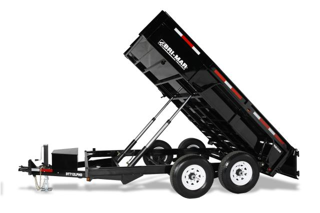 Where to find TRAILER, DUMP, 10,000 LB, 7 X12 , 6K CAP in Reading