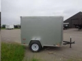 Rental store for TRAILER, ENCLOSED, 5X8, RAMP, V NOSE in Reading PA