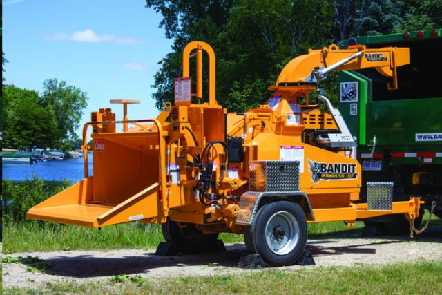 Where to find CHIPPER, BANDIT 1390HD 15 , 97 HP DIESE in Reading