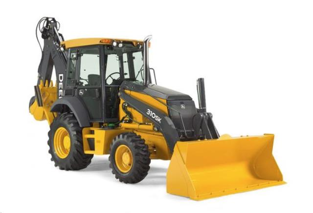 Where to find BACKHOE, DEERE 310SK, 4X4 EXT in Reading