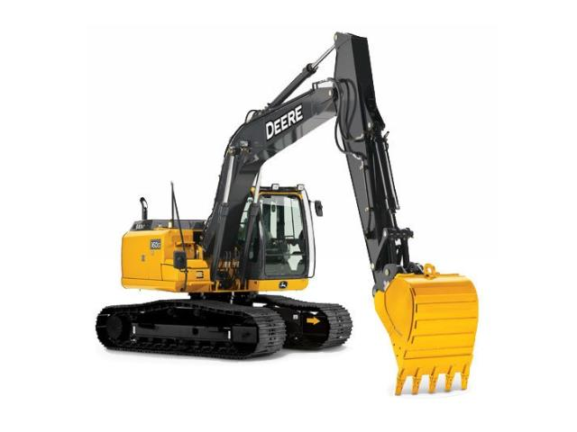 Where to find EXCAVATOR, DEERE 160G, STEEL TRACK in Reading
