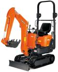 Rental store for EXCAVATOR, MINI, KUBOTA 008 in Reading PA