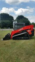Rental store for SKIDLOADER, TRACK, KUBOTA SVL95-2, 3200L in Reading PA