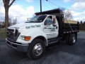 Rental store for TRUCK, DUMP, 6 TON F750, NON-CDL, AUTOMA in Reading PA