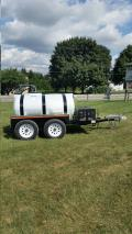 Rental store for WATER TRAILER, 510 GAL, W PUMP in Reading PA