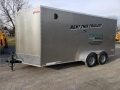 Rental store for TRAILER, ENCLOSED, 7X16, 4,790 LBS, E in Reading PA