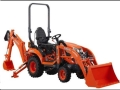 Rental store for BACKHOE, KUBOTA BX23, 4X4, 23HP DIESEL in Reading PA