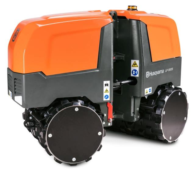 Where to find COMPACTOR, TRENCH ROLLER, HUSQ LP9505 in Reading