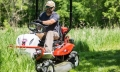Rental store for BRUSHCUTTER, 38  RIDE-ON, 21 HP 4X4 in Reading PA
