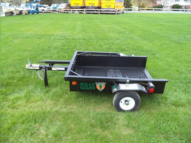 Where to find TRAILER, 3 X5  500 LB CAP. BILLY GOAT in Reading