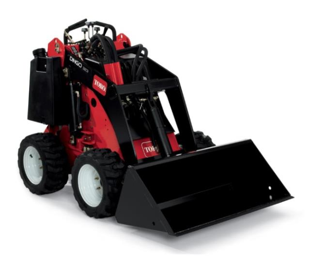 Where to find MINI-SKIDLOADER, WHEEL, DINGO 323 in Reading