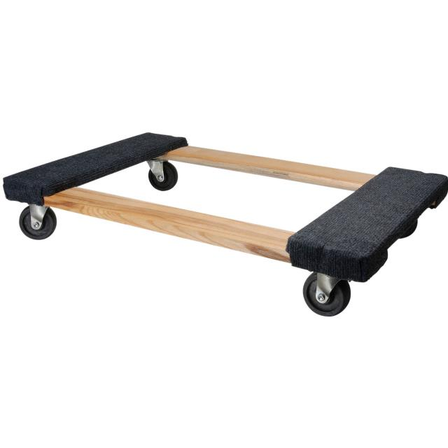 Where To Find FURNITURE DOLLY, 4 CASTERS, 1,000 LB CAP In Reading