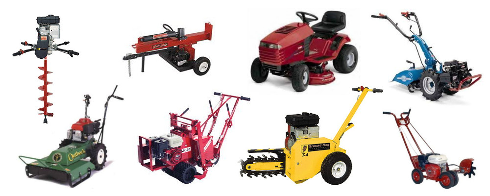 Equipment rentals in Blandon PA