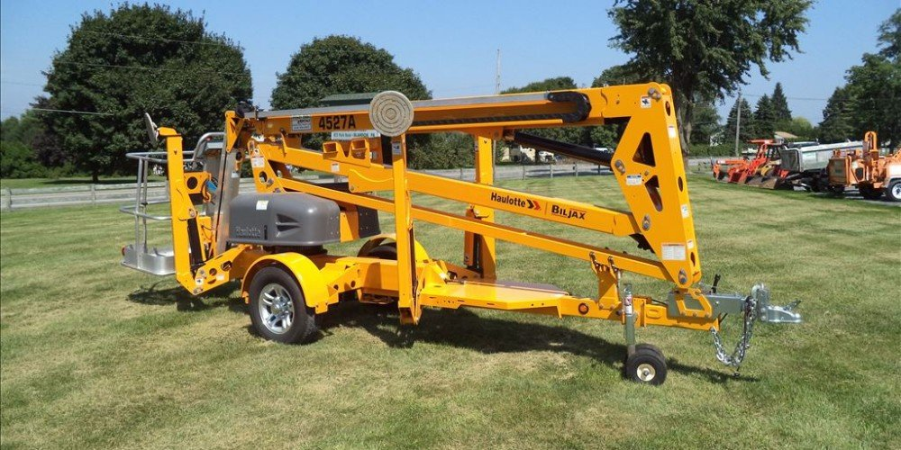 Construction Equipment Rentals in Southeastern Pennsylvania
